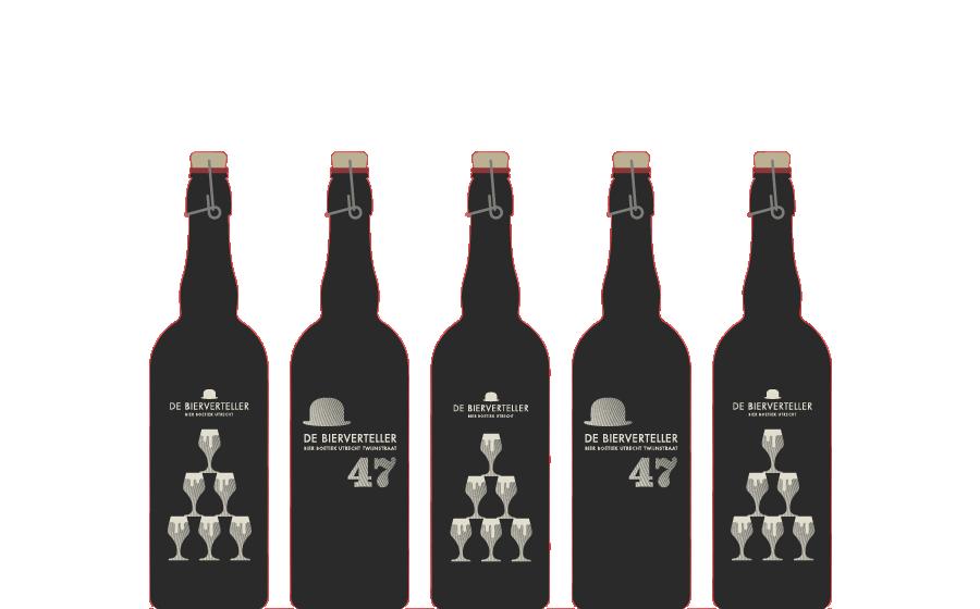 de bierverteller proeverijen Utrecht