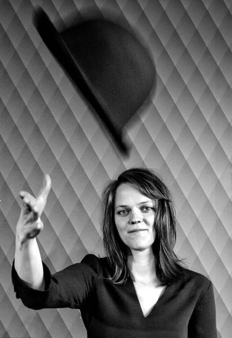 Bierverteller Luisa Schroën Hlawatsch Utrecht